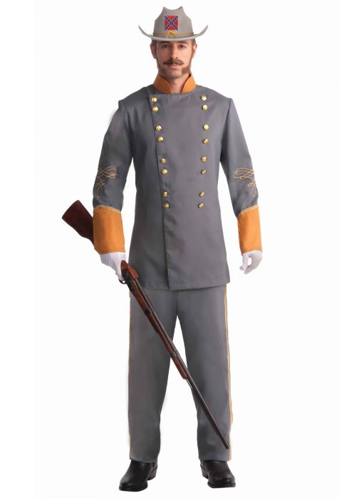 Adult Rebel Officer Costume