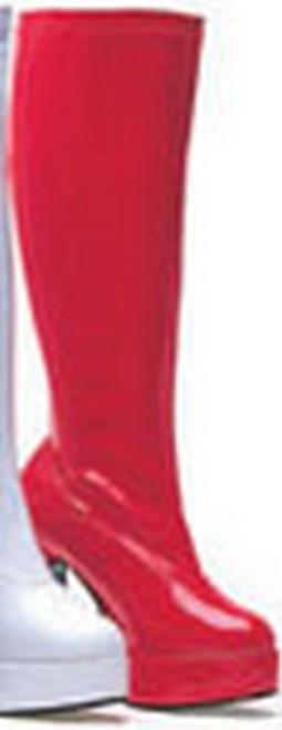 Adult Red Cha Cha Boots