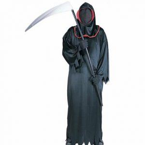Adult Red Grim Reaper Costume