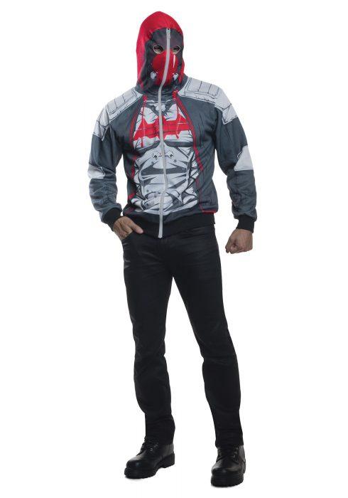 Adult Red Hood Costume Hoodie