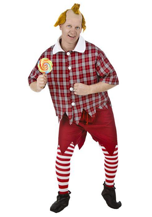 Adult Red Munchkin Costume