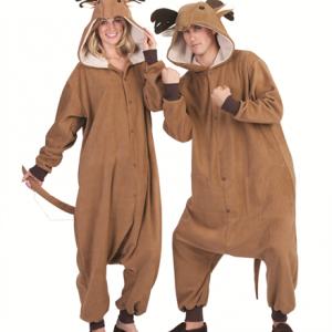 Adult Reindeer Funsies Costume