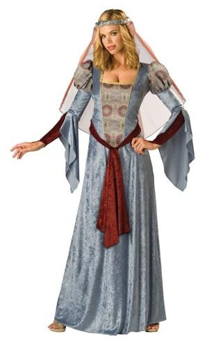 Adult Renaissance Costume - Maid Marian