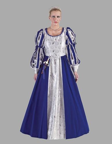 Adult Renaissance Lady Costume ? Blue