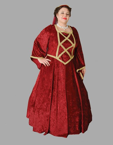 Adult Renaissance Lady Costume