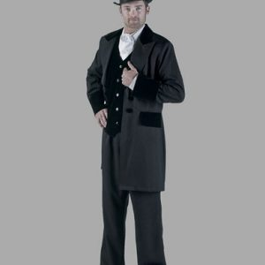 Adult Rhett Butler Costume Black