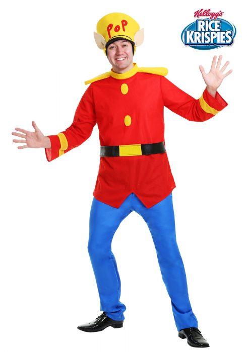 Adult Rice Krispies Pop Costume