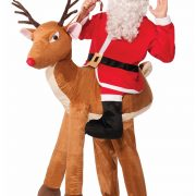 Adult Ride a Reindeer Costume