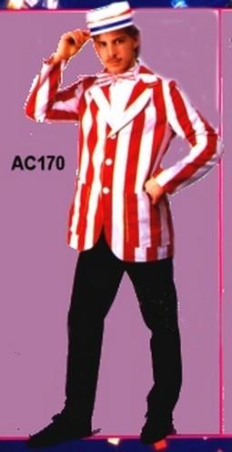 Adult Roaring 20's Costume Blazer