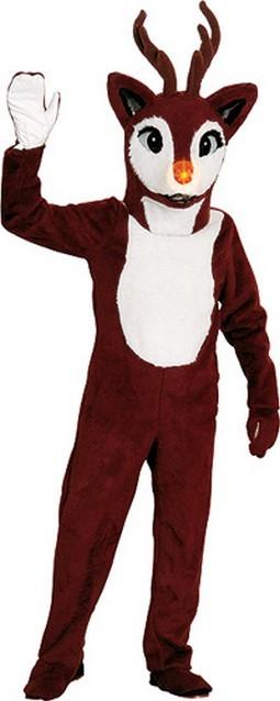 Adult Rudolph Costume