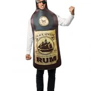 Adult Rum Bottle Costume