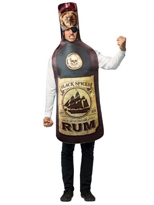 Adult Rum Bottle Costume