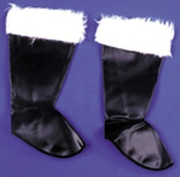 Adult Santa Boot and Shoe Cover