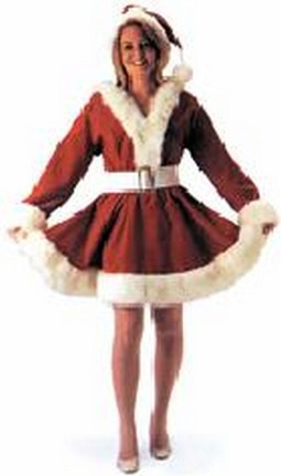 Adult Santa's Helper Costume