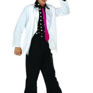 Adult Saturday Night Fever Costume