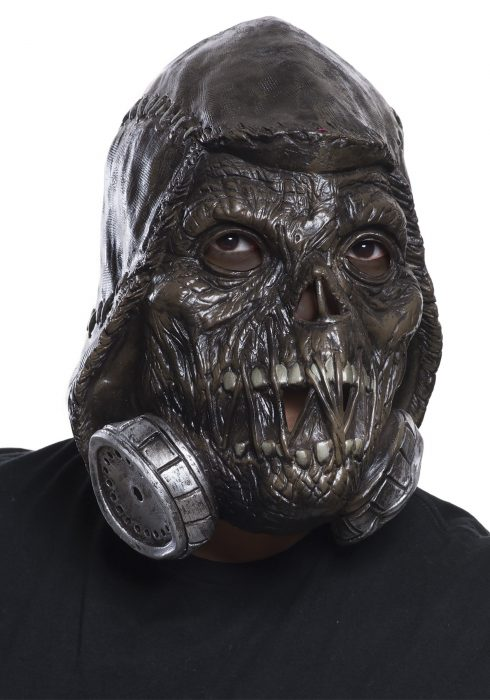 Adult Scarecrow Arkham Knight 3/4 Mask