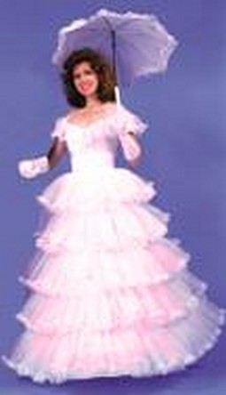 Adult Scarlet O'hara Gown Costume