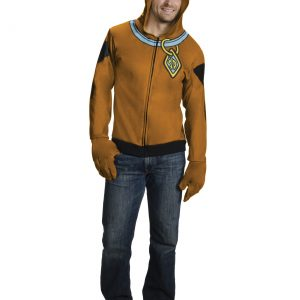 Adult Scooby Doo Hooded Sweatshirt