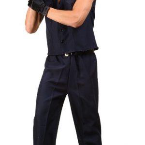 Adult Secret Agent Man Costume
