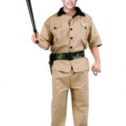 Adult Security Guard Costume