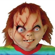 Adult Seed of Chucky Costume Mask