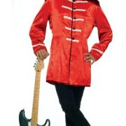 Adult Sergeant Peppers Beatles Costume - Red