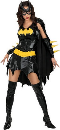 Adult Sexy Batgirl Costume
