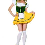 Adult Sexy Beer Garden Costume