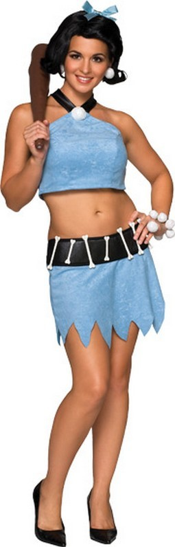 Adult Sexy Betty Rubble Costume