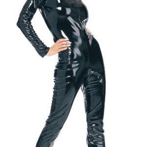 Adult Sexy Black Cat Suit