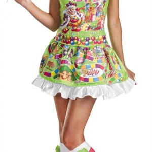 Adult Sexy Candyland Costume