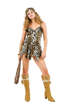 Adult Sexy Cavewoman Costume