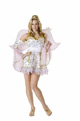 Adult Sexy Celestial Angel Costume