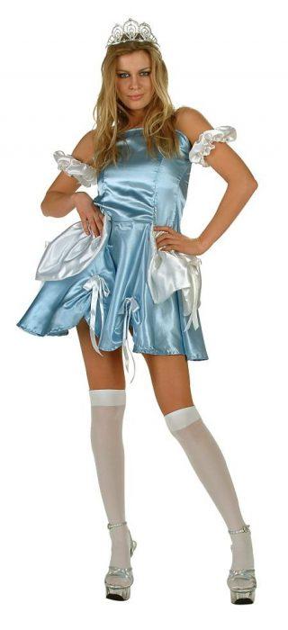 Adult Sexy Cinderella Costume