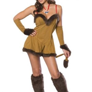 Adult Sexy Cowardly Lioness Costume