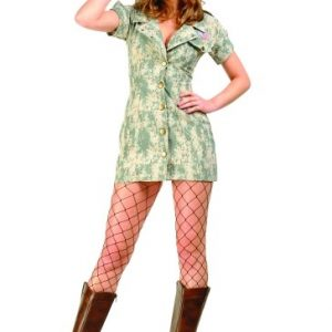 Adult Sexy Desert Dolly Costume