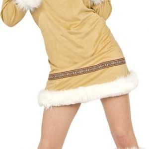 Adult Sexy Eskimo Kisses Costume