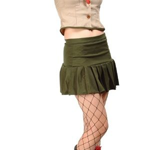 Adult Sexy Girl Scout Costume