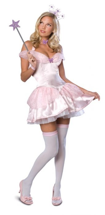 Adult Sexy Glinda Costume