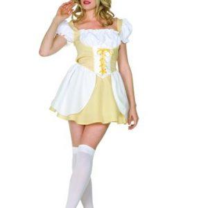 Adult Sexy Goldilocks Costume