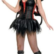 Adult Sexy Gothic Fairy Costume