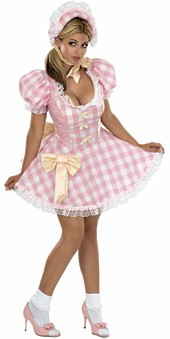 Adult Sexy Little Bo Peep Costume