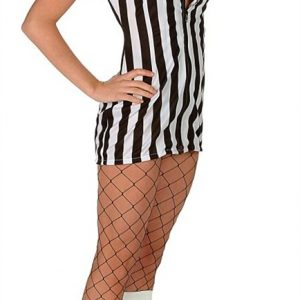 Adult Sexy Referee Costume