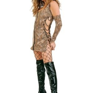 Adult Sexy Serpent Costume