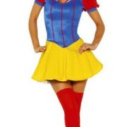 Adult Sexy Snow White Costume - Small/Medium