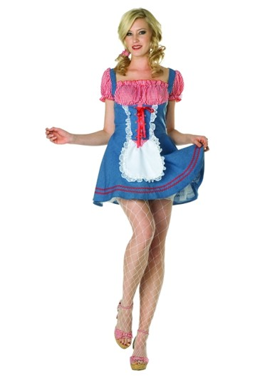 Adult Sexy Square Dance Costume