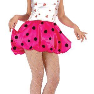 Adult Sexy Strawberry Cake Costume