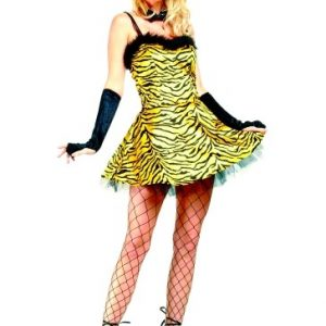 Adult Sexy Tiger Costume