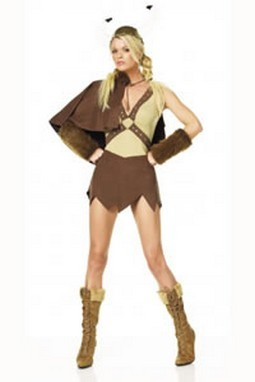 Adult Sexy Valkyrie Costume