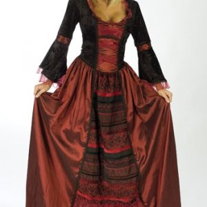 Adult Sexy Vampire Queen Costume